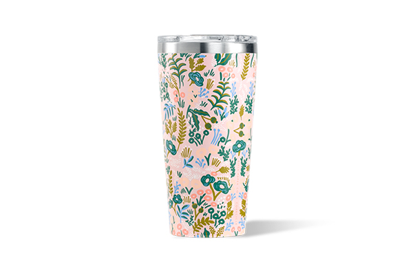 Corkcicle - 16 oz. Tumbler - Rifle Paper Tapestry