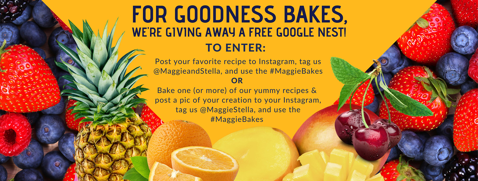 share a recipe to win