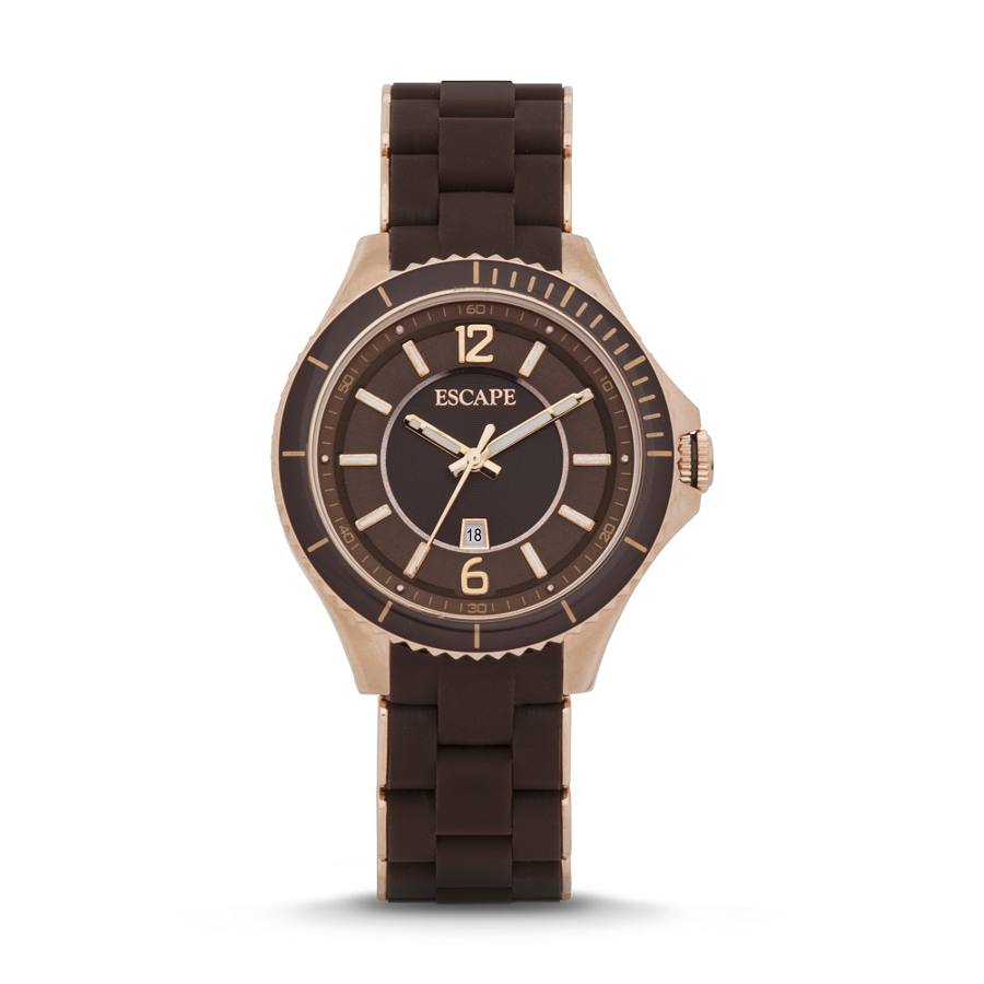 Escape Sierra - Ladies - Brown Watch
