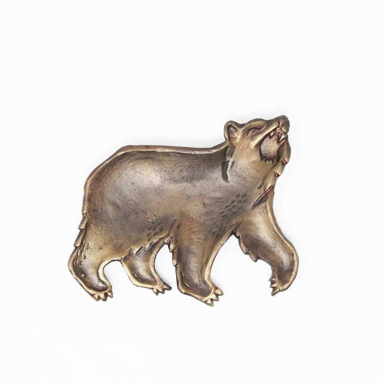Floor 9 - Tray - Antiqued Bear