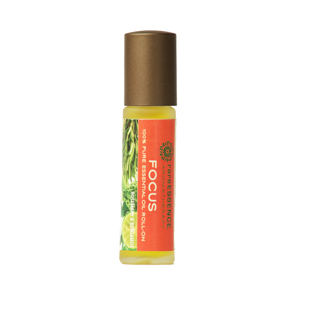 rareEssence - Aroma Therapy Roll On - Focus