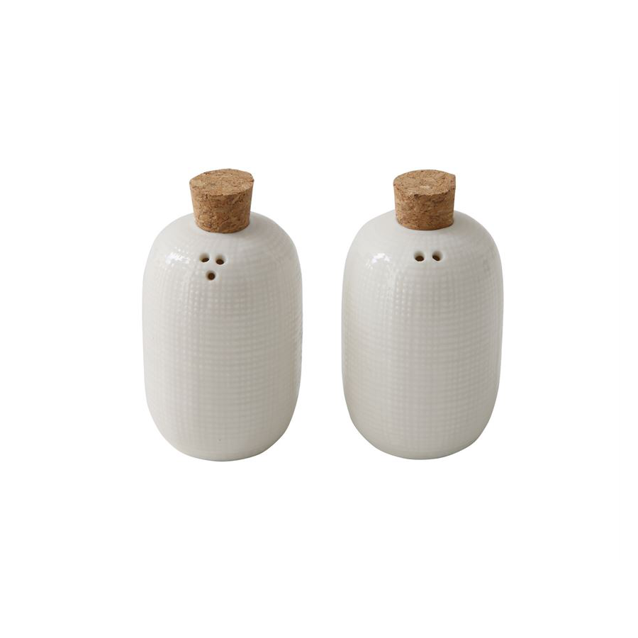 Bloomingville - Salt and Pepper Shakers - Set