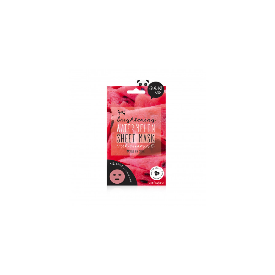 NPW USA - Sheet Mask - Watermelon with Vitamin C