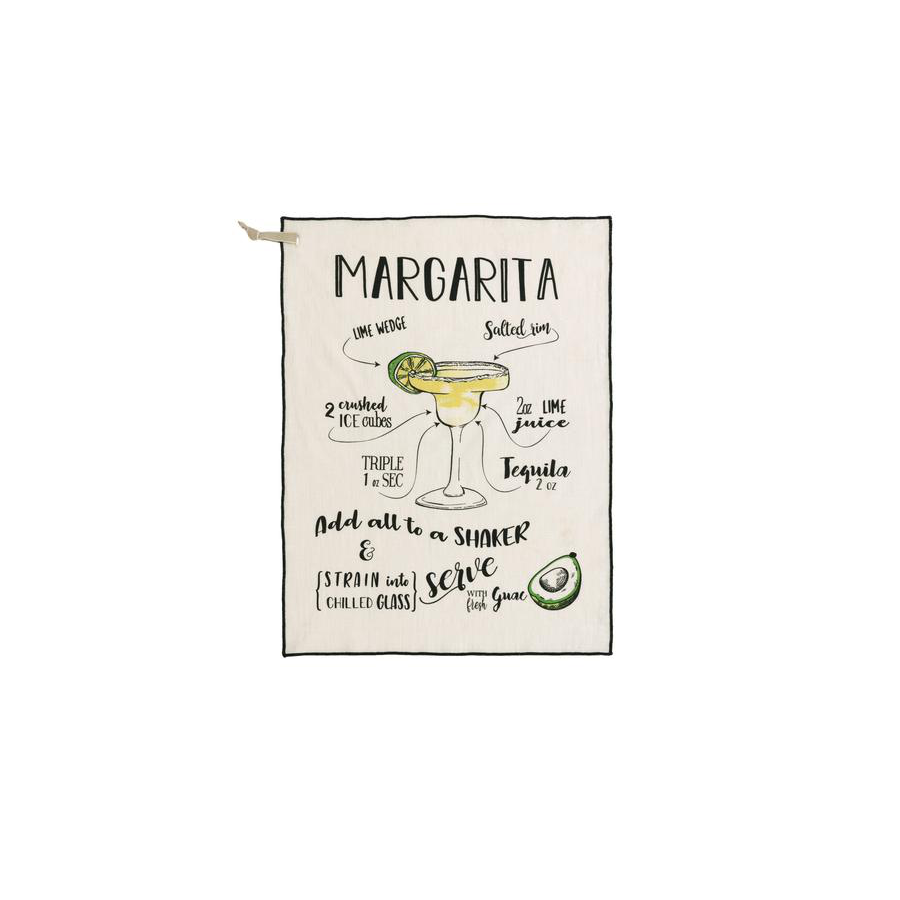 Shiraleah - Tea Towel - Margarita