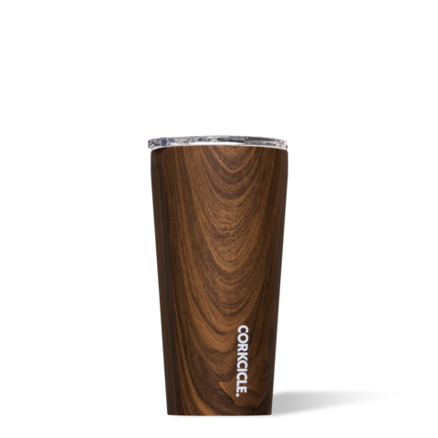 Corkcicle - 16 oz. Tumbler - Walnut Wood