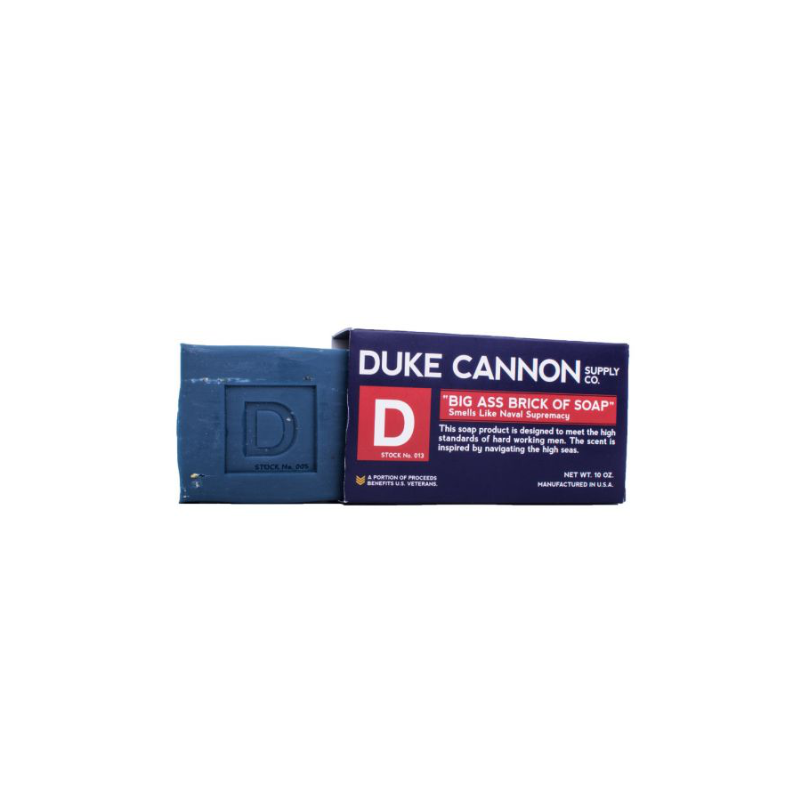 Duke Cannon - Soap - Smells Like Naval Supremacy