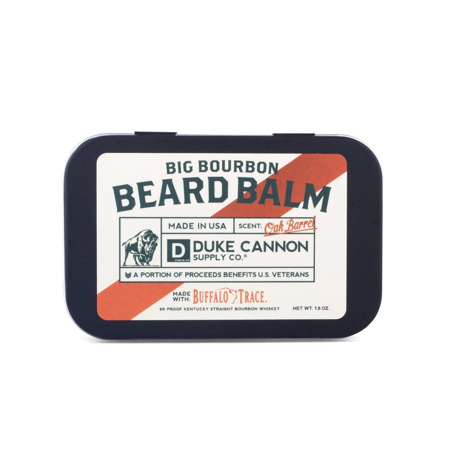 Duke Cannon - Beard Balm - Big Bourbon