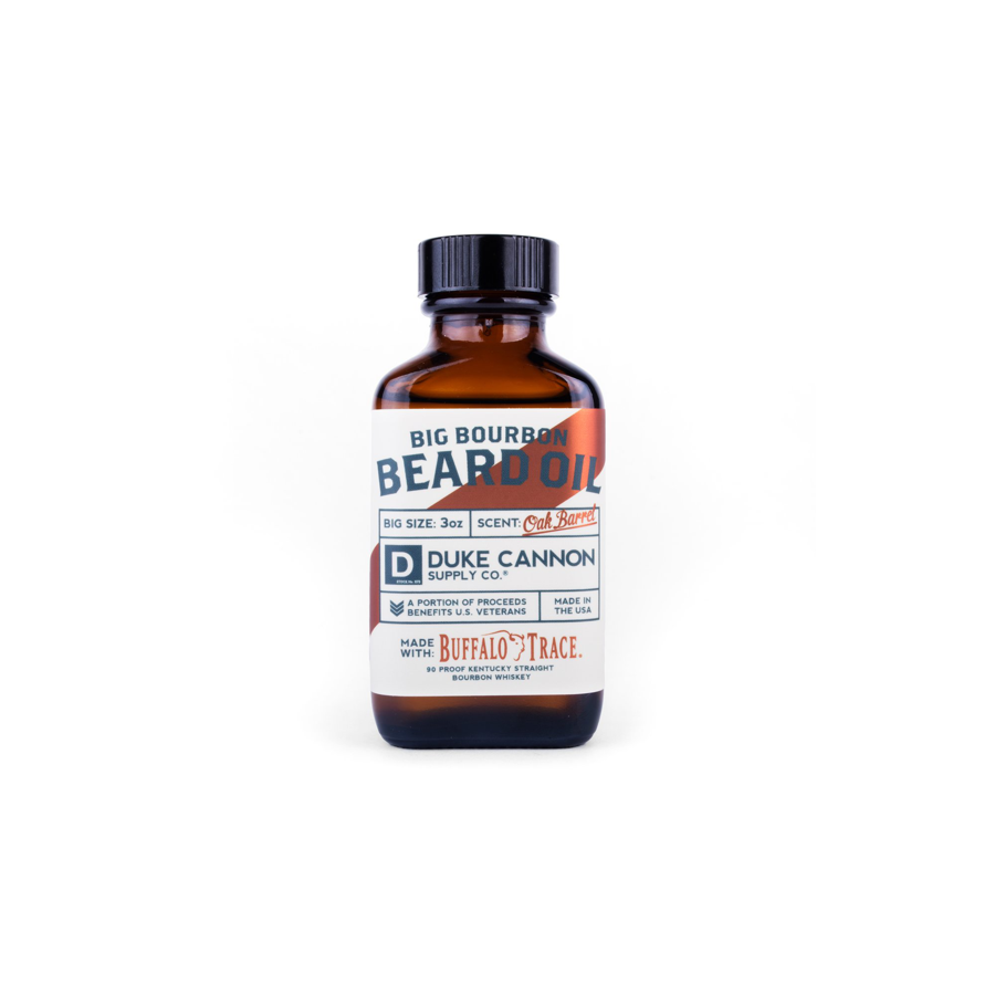 Duke Cannon - Beard Oil - Big Bourbon