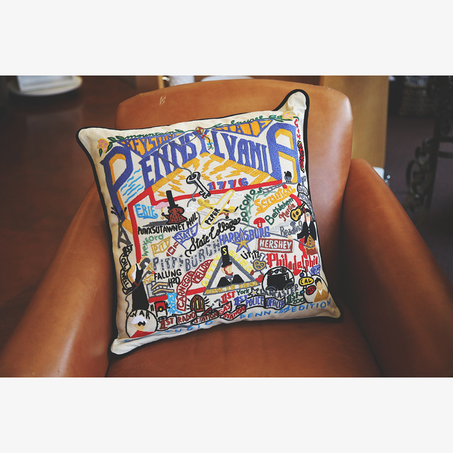 Cover Image For CatStudio - Pennsylvania Pillow