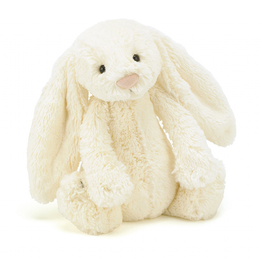 Image For Jellycat - Bashful Bunny Medium - Cream