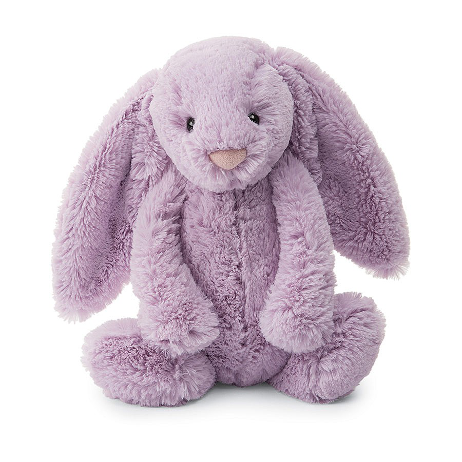 Image For Jellycat - Bashful Bunny Medium - Lilac