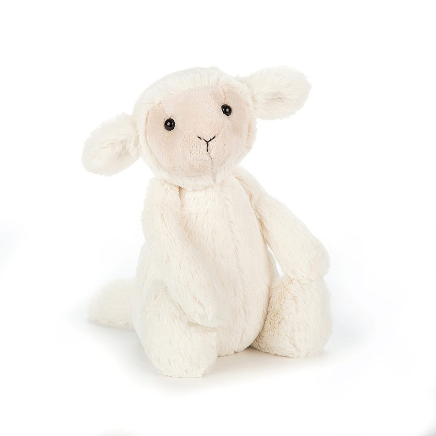 Image For Jellycat - Bashful Lamb - Medium