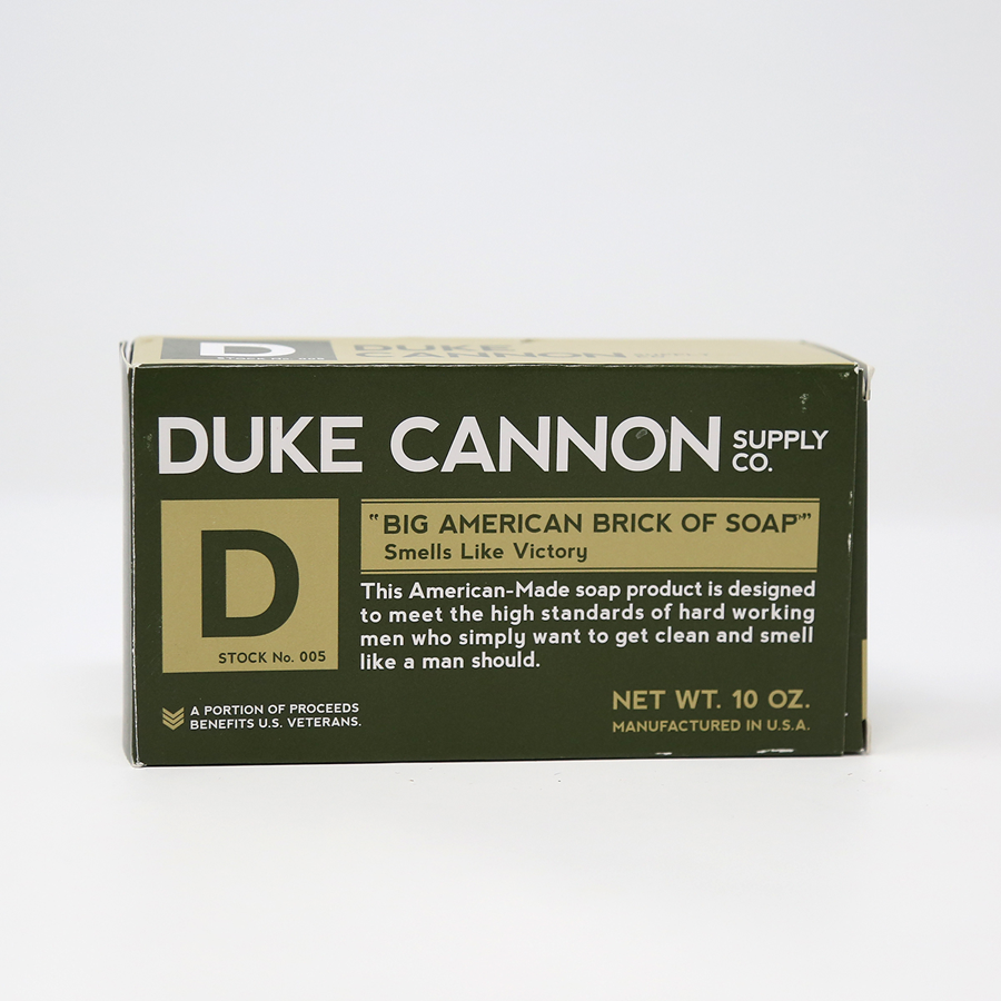 Image For Duke Cannon - Soap - Smell Like Victory