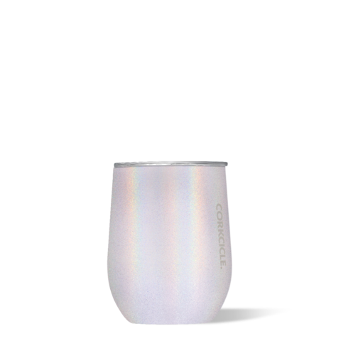 Image For Corkcicle - 12 oz. Stemless Wine - Unicorn Magic