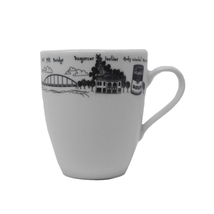 Image For The Dish - Coffee Mug - Pittsburgh