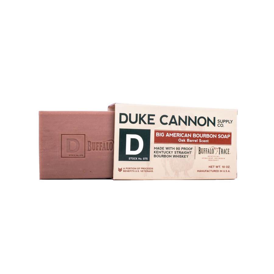 Image For Duke Cannon - Soap - Big American Bourbon