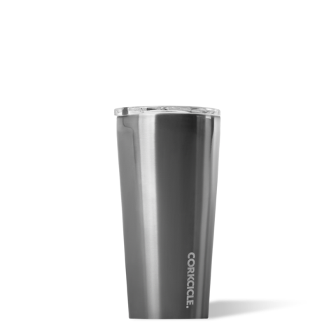 Image For Corkcicle - 16 oz. Tumbler - Gunmetal