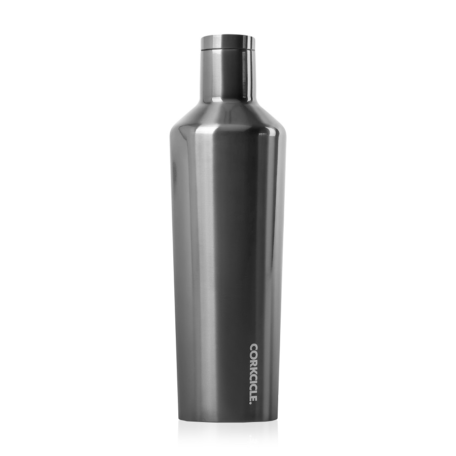 Image For Corkcicle - 25 oz. Canteen - Gunmetal