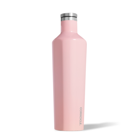 Image For Corkcicle - 25 oz. Canteen - Rose Gloss