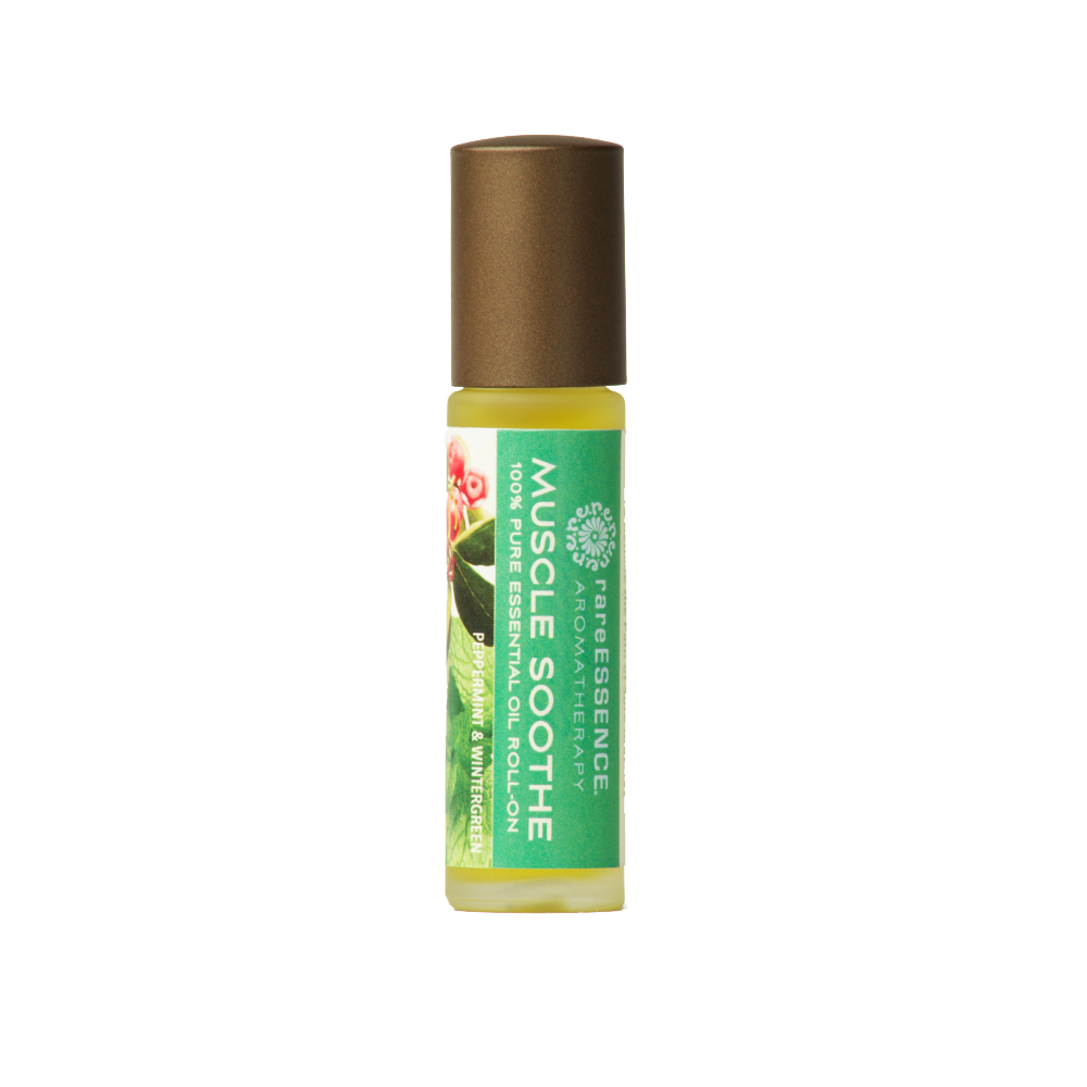 Image For rareEssence - Aroma Therapy Roll On - Muscle Soothe
