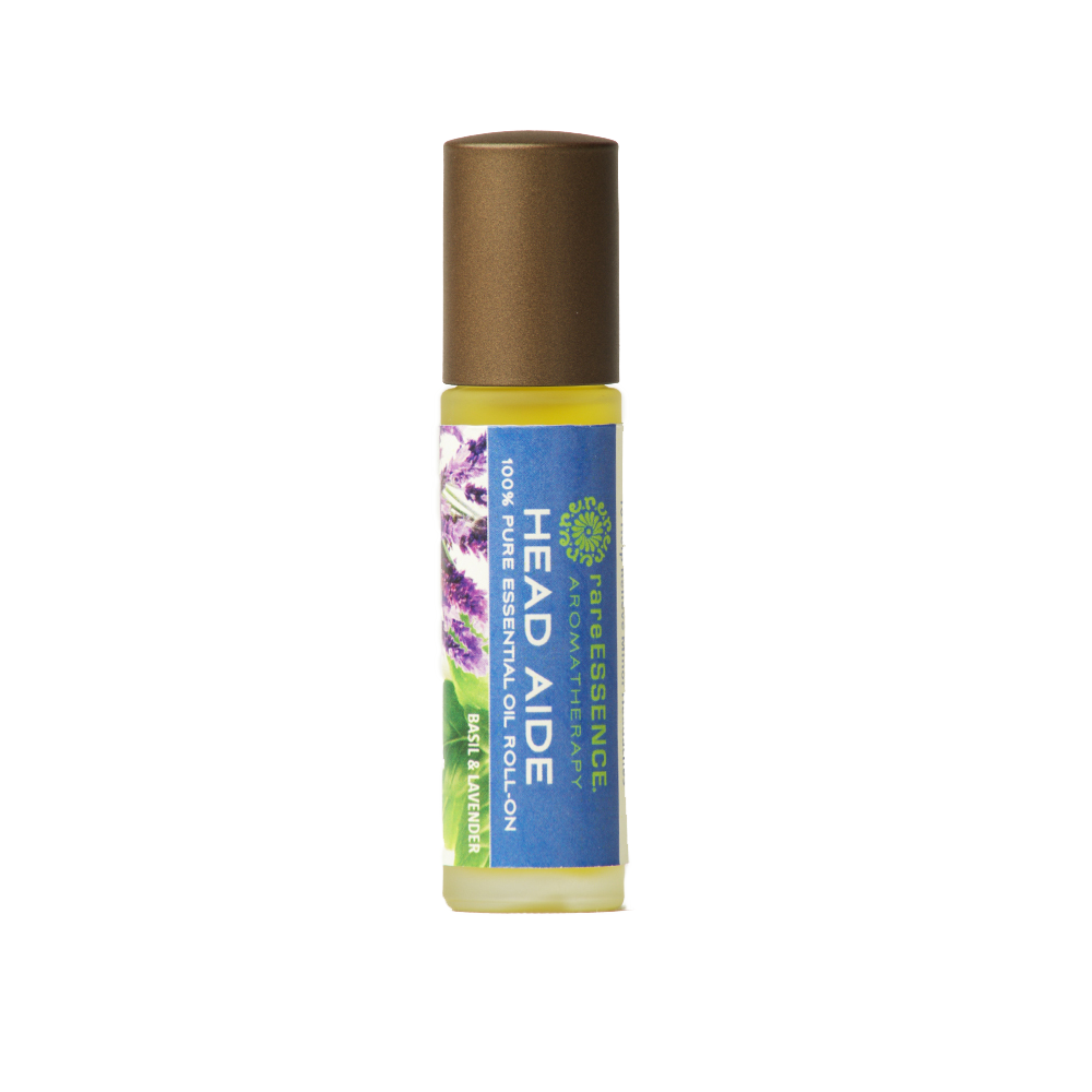 Image For rareEssence - Aroma Therapy Roll On - Head Aide