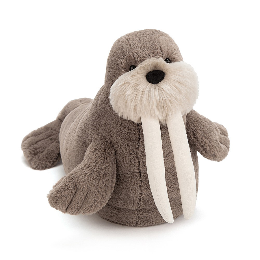 Image For Jellycat - Willie - Walrus