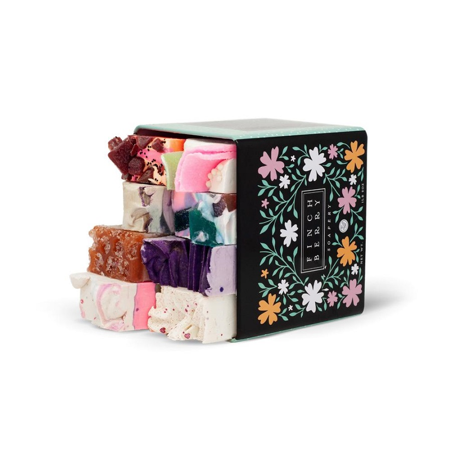 Image For Finchberry - Soap Sampler Tin - Top Sellers