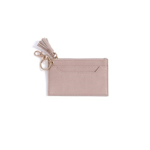 Image For Shiraleah - Gigi Card Case - Blush