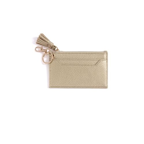 Cover Image For Shiraleah - Gigi Card Case - Gold