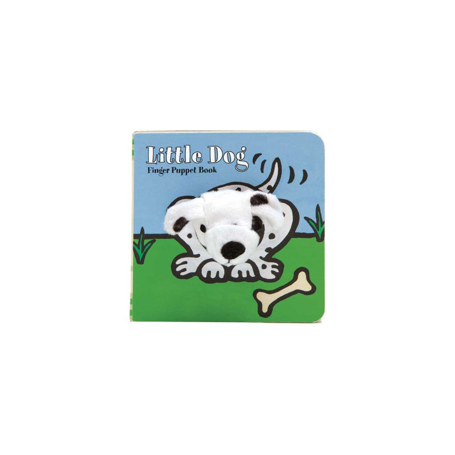 Image For Chronicle Books - Finger Puppet Books - Little Dog