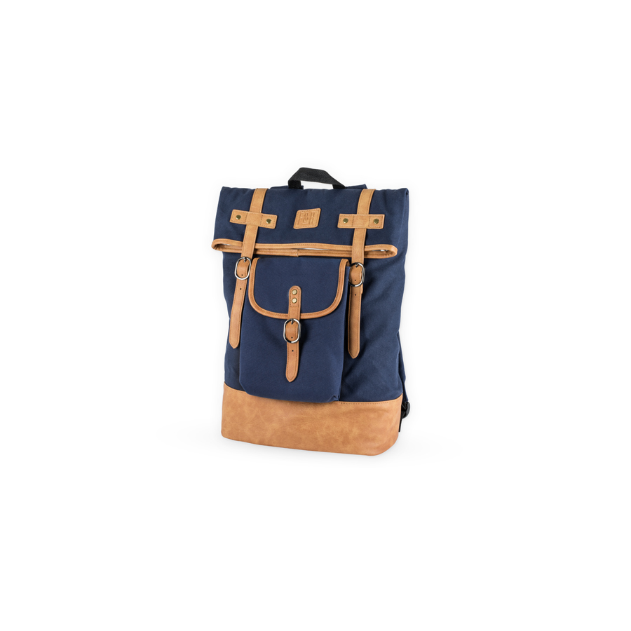 Image For True Brands - Cooler - Canvas Backpack