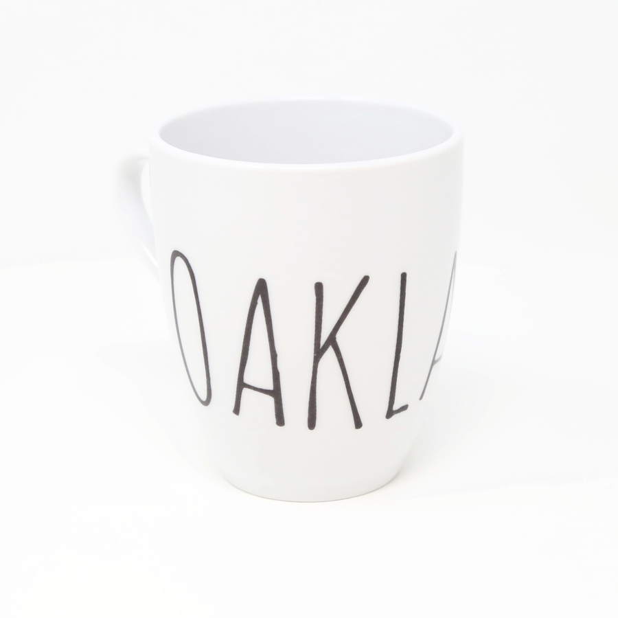 Cover Image For The Dish - Coffee Mug - Oakland