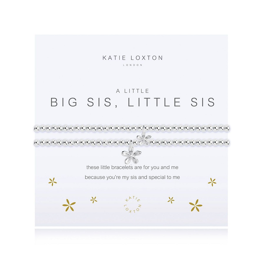Image For Katie Loxton - Bracelet - Big Sis Little Sis