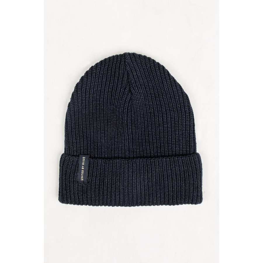Image For United by Blue - Mariner Beanie - Navy