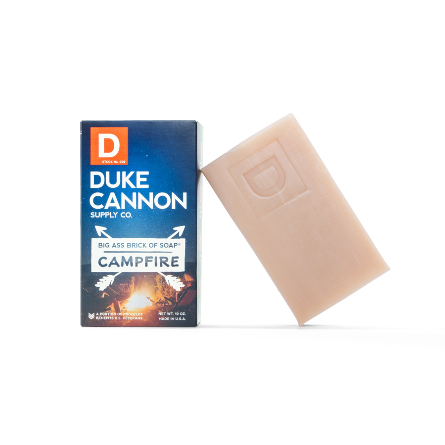 Image For Duke Cannon - Soap - Campfire