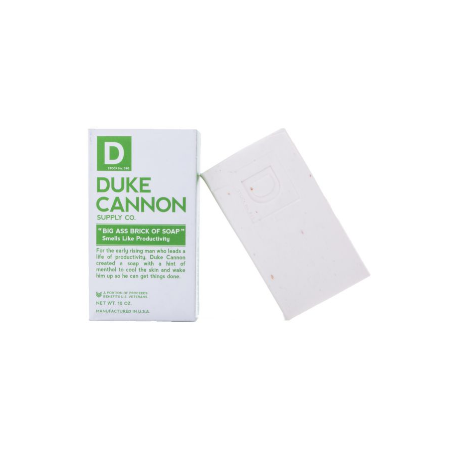 Cover Image For Duke Cannon - Soap - Smells Like Productivity