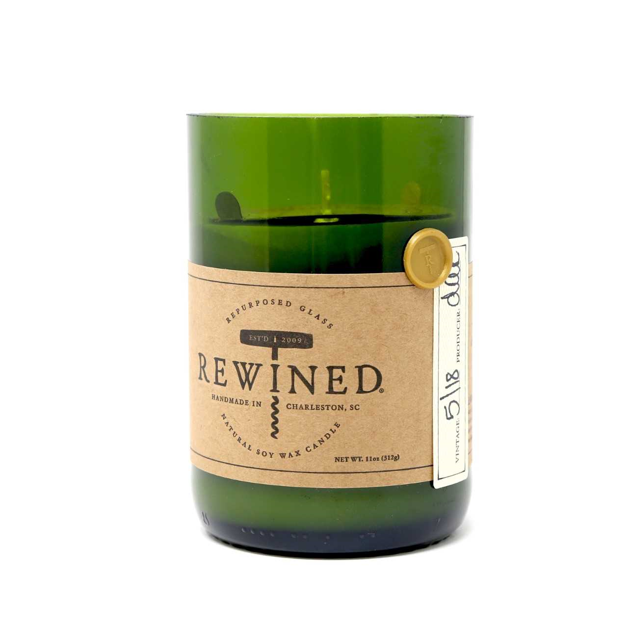 Image For Rewined - Candle - Pinot Noir