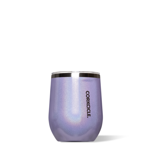 Image For Corkcicle - 12 oz. Stemless Wine - Pixie Dust