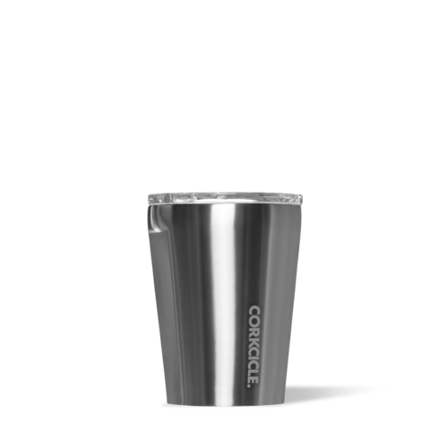 Image For Corkcicle - 12 oz. Tumbler - Gunmetal