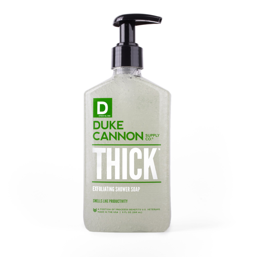 Image For Duke Cannon - Shower Gel - Smells Like Productivity