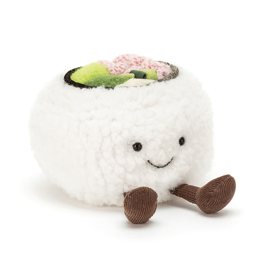 Image For Jellycat - Sushi - California Roll