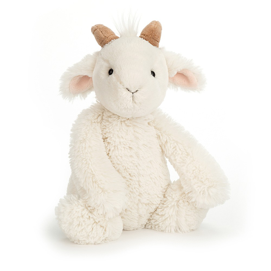 Image For Jellycat - Bashful Goat - Medium