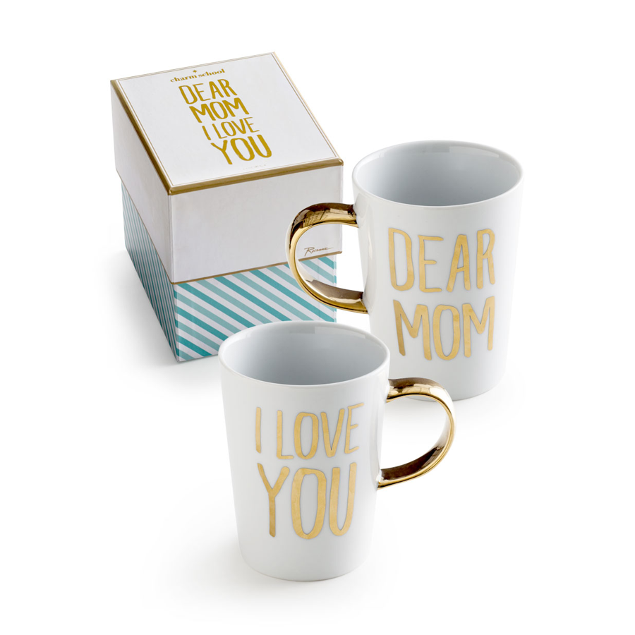 Image For Rosanna - Mug - Dear Mom, I Love You