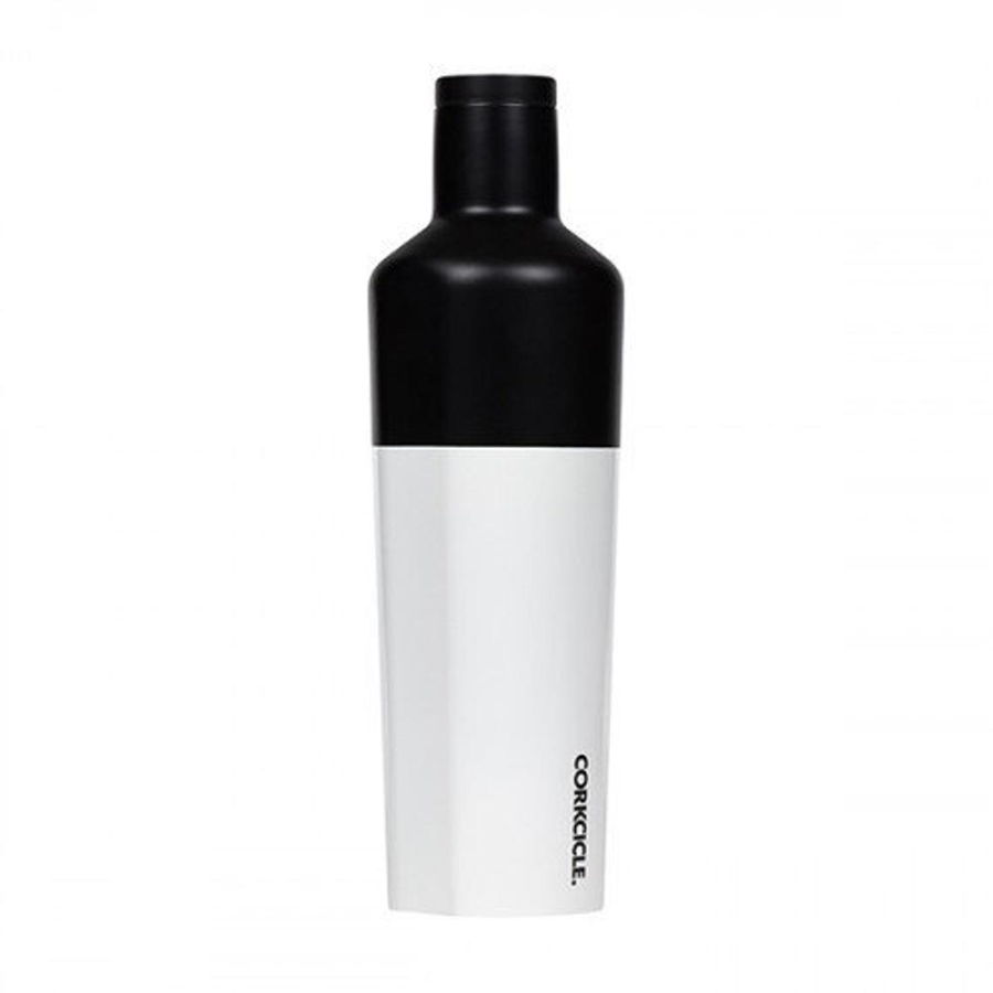 Image For Corkcicle - 25 oz. Canteen - Modern Black