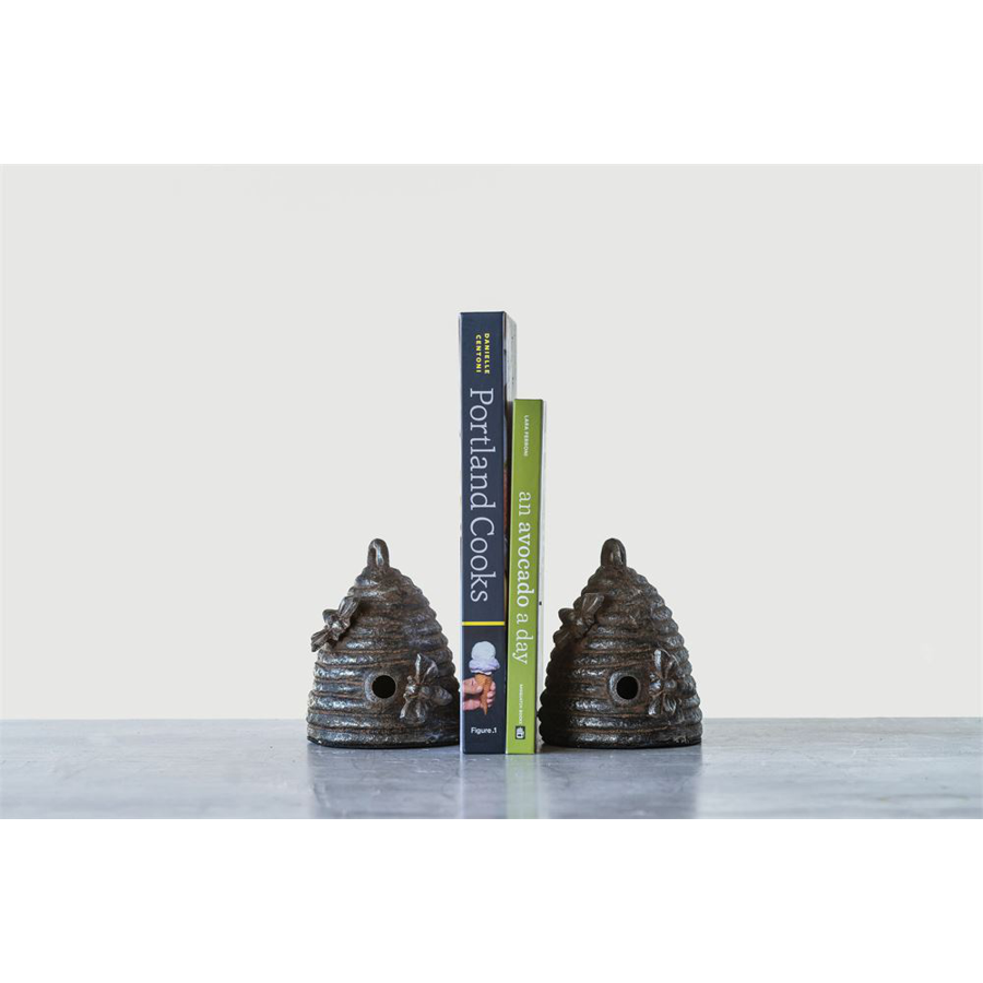 Image For Creative Co-Op - Bookends - Beehive
