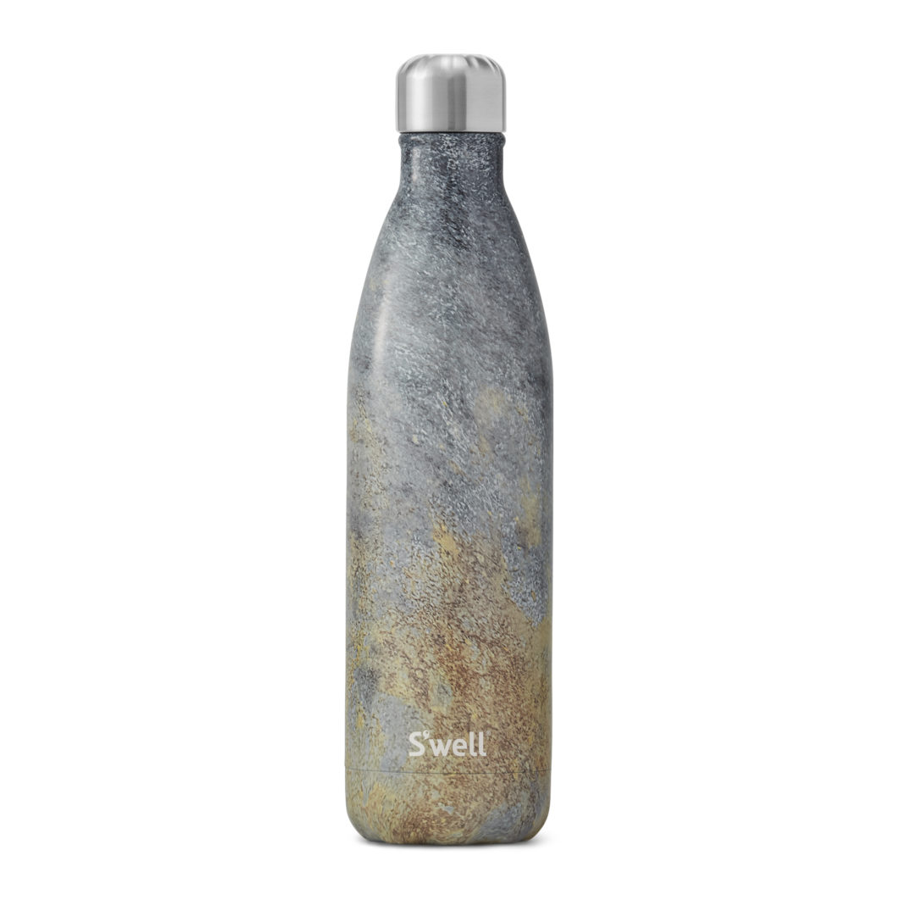Image For S'well - 25oz. Bottle - Golden Fury