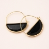 Cover Image for Scout Curated Wears - Stone Stud - Black Spinel and Gold