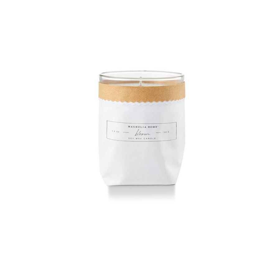 Image For Magnolia Home - Bagged Candle - Bloom