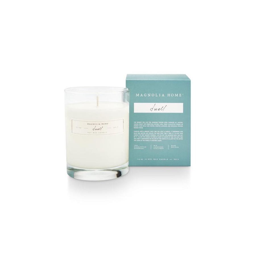 Image For Magnolia Home - Boxed Candle - Dwell
