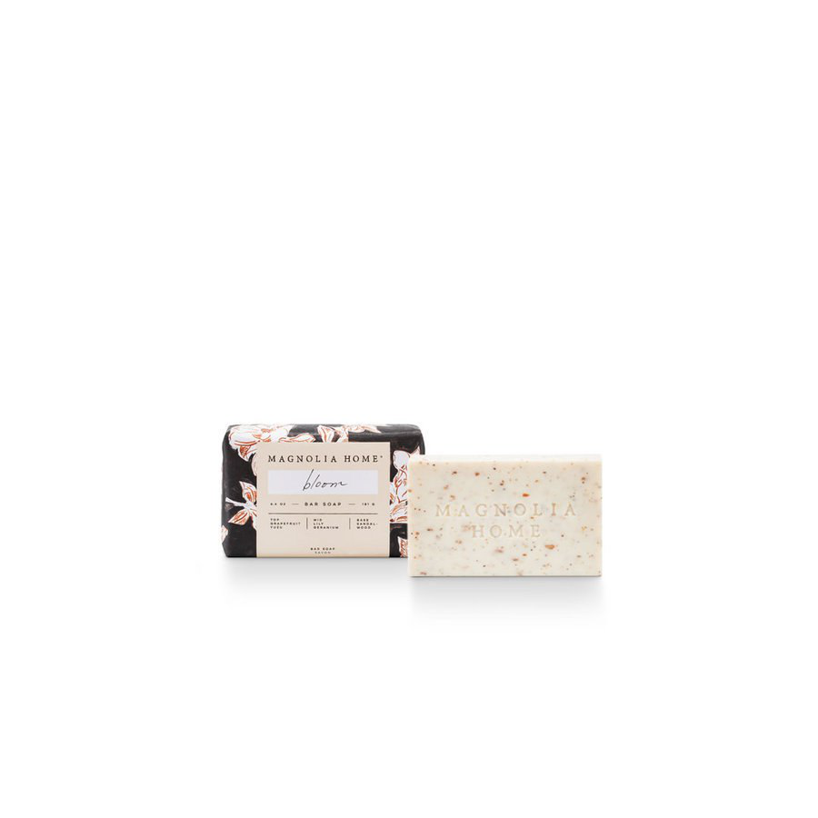 Image For Magnolia Home - Bar Soap - Bloom